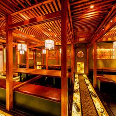 居酒屋 雫 SHIZUKU 六本木店の雰囲気3