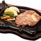 料理メニュー写真ロースステーキ シングル200g