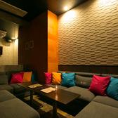 VIP個室(大)は6~12名様までご利用可能◎1室限定となっております。飲み会や宴会に人気のお部屋!誕生日・記念日はもちろん、カラオケ付なので二次会でも楽しめます♪お早めのご予約をオススメします!※個室利用時は別途料金かかります。