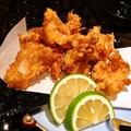 料理メニュー写真大分名物 鶏の天婦羅