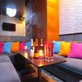 人気の個室は2部屋限定!!すぐに満席になるのでご予約はお早めに★LINE問合せ&予約も可能です。@bless_osaka