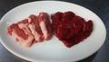 料理メニュー写真New ラムマトン食べ比べセット