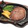 料理メニュー写真ロースステーキ ダブル400g