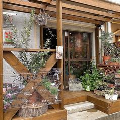 flower&cafe あっとほーむの写真