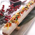 料理メニュー写真数量限定!彩り海鮮押し寿司