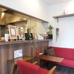 Cafe Anmarの雰囲気1