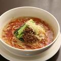 料理メニュー写真濃厚担々麺