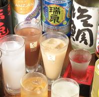 ≪厳選された地酒≫