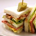 料理メニュー写真アメリカンクラブハウス サンドウィッチ