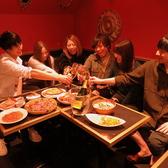 ≪ソファー席≫当店は全席ソファー席となっております♪  ≪渋谷/貸切/飲み放題/誕生日≫