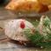 岩中豚のリエット 香ばしいピスタチオと共に