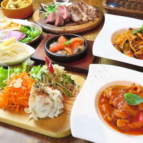 CAFE&WINE DINING RAINBOW 下北沢