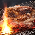 料理メニュー写真厳選地鶏の豪華炭火一枚焼