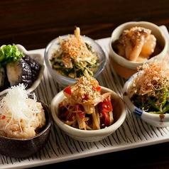 日本酒とおばんざいの京酒場 みとき MITOKIのおすすめ料理1