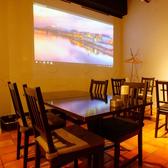 【1~4名様】おしゃれなテーブル席をご用意!少人数のお食事にも最適。