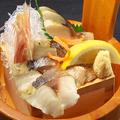 料理メニュー写真若狭湾漁師の味 炙りしめさば