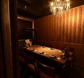 周りを気にせず飲みたいときは個室がやっぱりいちばん!人気の席は予約しておくと安心です♪