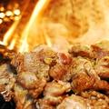料理メニュー写真◆炭火もも焼き (塩)