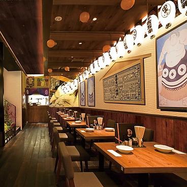 日本一の串かつ 横綱 天王寺店の雰囲気1