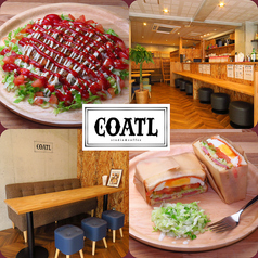 COATL studio&coffeeの写真