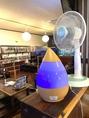 ★万全な感染者対策各テーブルにアルコール除菌液設置と常に空気清浄機で換気しておりますので、安心してご利用出来ます♪