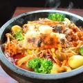 料理メニュー写真石鍋蒸し ちゃんちゃん焼
