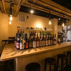 酒とビストロ KARASUの雰囲気1
