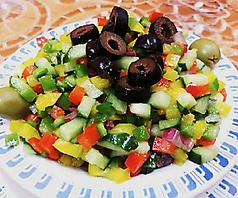 モロッコサラダ