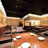 日本一の串かつ 横綱 天王寺店の雰囲気2