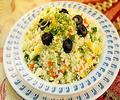 料理メニュー写真クスクスのサラダ