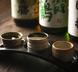 北海道にある12の酒蔵の地酒を常時取り揃え