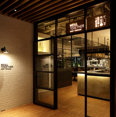 MEAL TOGETHER ROOF TERRACE ミールトゥギャザールーフテラス 枚方T-SITE店の外観2