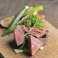 料理メニュー写真厚切り牛タンのオーブン焼き
