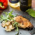 料理メニュー写真合鴨のコンフィ~オレンジ風味のバルサミコソース~