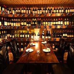 お洒落な個室空間で味わうワインは最高!絶対ミスったと思わないお部屋で二人で優雅なお時間をお過ごし下さい。「お忍びデート」なども対応できます!プロポーズや二人だけのシュチュエーションに入り込んで、美味しいお料理とワインでお洒落に過ごしてみてはいかがでしょうか?