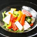 料理メニュー写真彩り野菜のピクルス