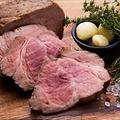 料理メニュー写真熟成塩豚のオーブン焼き