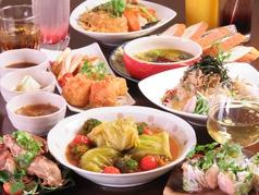 創作Dining Fu-kaの写真