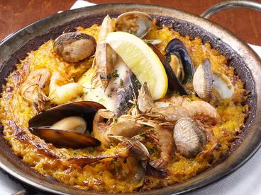 Las Bocasのおすすめ料理1