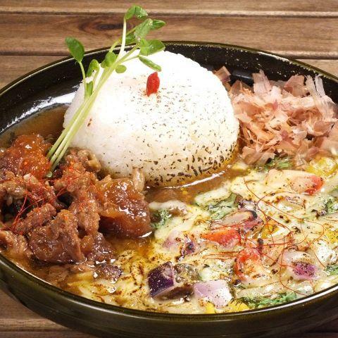 ジパングカリーカフェ Zipangu Curry Cafeの料理