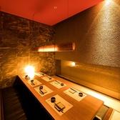 日本酒と個室居酒屋 まぐろ奉行とかに代官 新橋店の雰囲気2