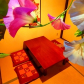 しゃぶしゃぶ 花桜里 かおりの雰囲気2