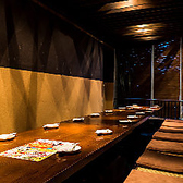 2~4名様の少人数でご利用いただける完全個室ございます!デートや記念日のお食事、仲間同士の飲み会などプライベート空間でお楽しみいただけるのはもちろん、接待や会食などにもおすすめです。他にも4~8名・12~16名個室もご用意しております。ぜひご利用ください。