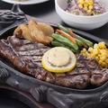料理メニュー写真特上サーロインステーキ 250g