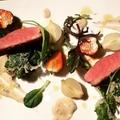 料理メニュー写真【季節限定】鴨のロースト