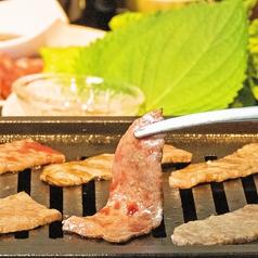 GINZA 焼肉 ハチイチの写真