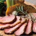 料理メニュー写真鴨フィレ肉のロースト