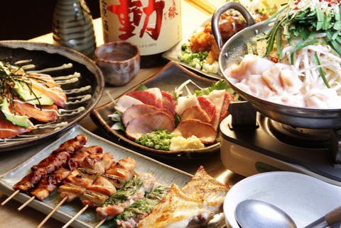 コース料理リニューアル!!大満足のコースはシーンに合わせて3種類から!!
