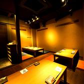 くずし割烹 Sake Sumibiの雰囲気3