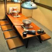 ご家族向けの最大8名様までご利用可能な個室座敷。